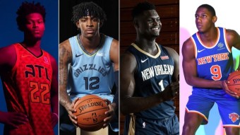 TOP NBA Rookie Players in 2019-20