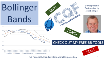 Trading Bollinger Bands (Learn to Calculate it too!)