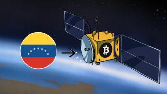 Venezuela gets Bitcoin Satellite