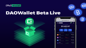 DAOGroup Launches DAOWallet Beta