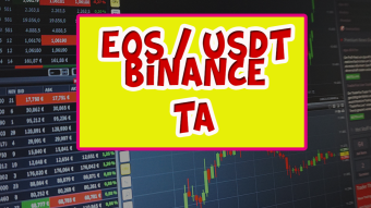 EOS / USDT technical analysis [BINANCE]