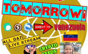 *TOMORROW* I Will Attempt To Do 50,000 Steps On ActiFit In Aid Of Children On Venezuela - LIVE!