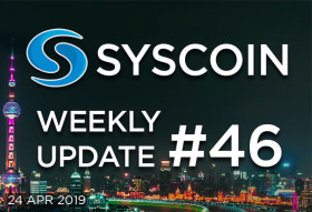 Syscoin Weekly Update #46