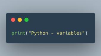 Python - variables