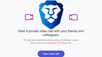 Brave Browser: Brave Meeting Inside New Tab