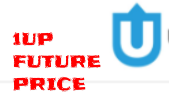 1UP future price prediction based on uptrennd mass adoption