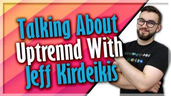 Talking About Uptrennd With The Founder Jeff Kirdeikis