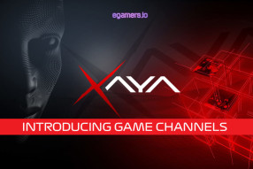 XAYA Released Game Channels Technology