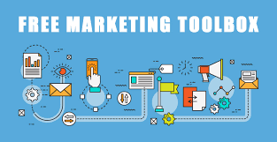 Free Tools for your Marketing Efforts
