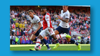 A Thrilling Clash at the Emirates Stadium as Arsenal vs Spurs End in a State of Equilibrium
