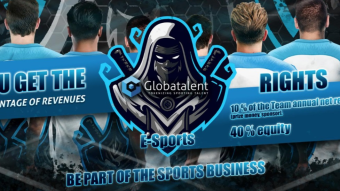 e-Sports GBT Asia Team - Be part of the booming industry! - Globatalent news!