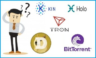 Because and how I get to Holding CryptoMoney such as TRX, BTT, Kin, HOT and doge.