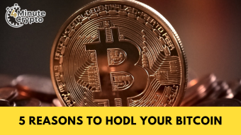 5 Reasons to HODL Your Bitcoin - #397