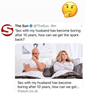 """""""50 Ways To Add Fun To Sex"""" and what @deardeidre left out"""