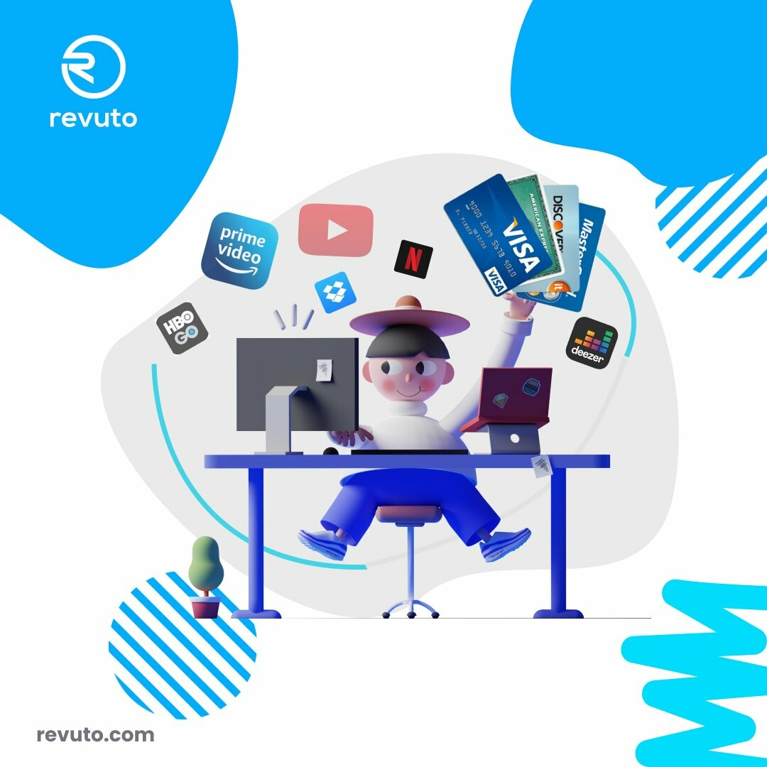 Revuto: One-Stop Solution for Managing All Subscriptions (Image from Revuto's Twitter Page)