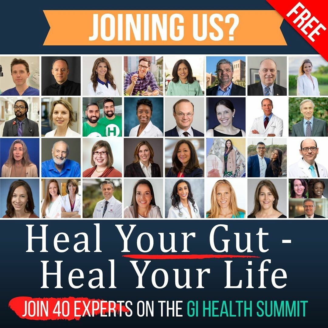 Gut Health summit free event