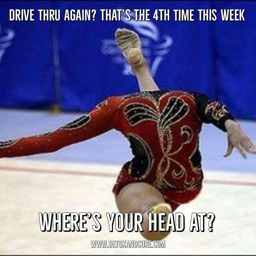Headless gymnast meme