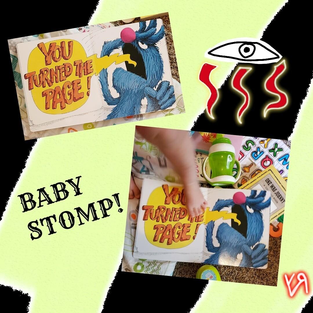 baby stomp