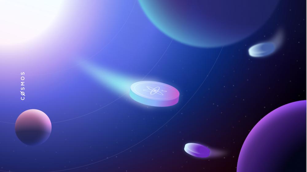 cosmos blockchain, atom cryptocurrency