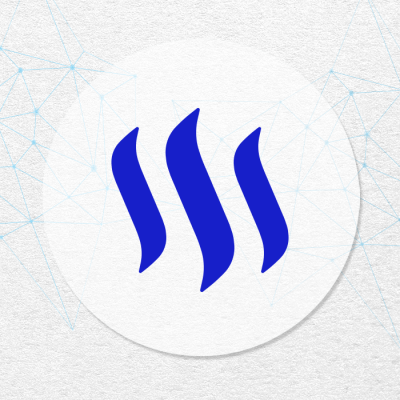 Steem coin logo
