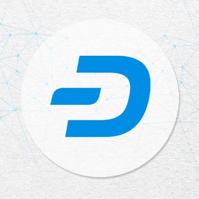 DASH crypto logo