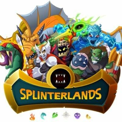 splinterlands logo
