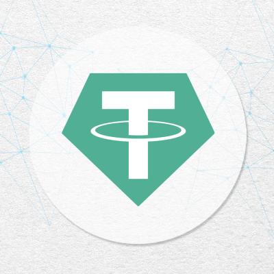 tether usdt logo
