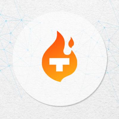 Theta Fuel TFUEL logo