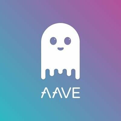 AAVE crypto token logo