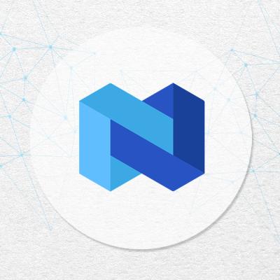 Nexo token crypto logo