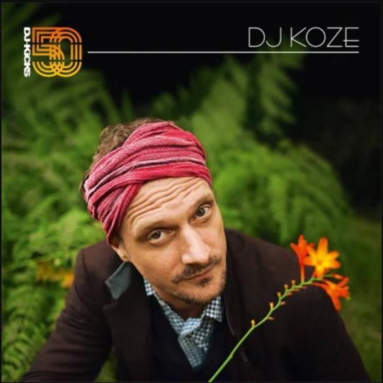 Dj Kicks - Dj Koze, album art.