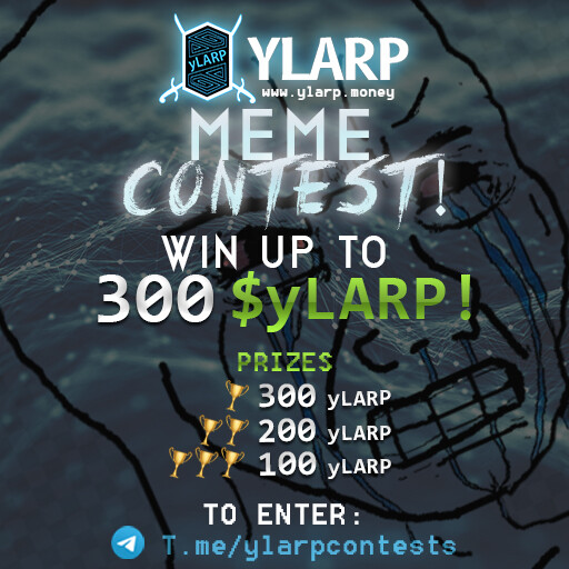 yLARP MEME Contest