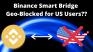 Bypass Binance Smart Chain Geo-Block For US Users