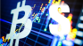 Bitcoin market is currently driven by the exchange of fiat currencies for BTC