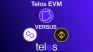 Telos VS Matic VS Binance Smart Chain
