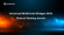 Wanchain Introducing The Universal Multichain Bridges with Shared Staking Assets