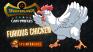 Splinterlands Rare Card Profile - Furious Chicken