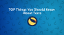Top Things You Should Know About Terra (LUNA)