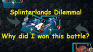 Splinterlands Dilemma -  Why did I win a Sea Monster v Sea Monster battle?