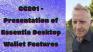 CC201 - Presentation of Essentia Desktop Wallet Features