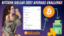 Bitcoin Dollar Cost Average Challenge 2021 - Week 3