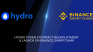 Hydro Smart Contract Redeployment