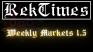 Algorand Among Major Winners After Volatile Week | RekTimes Weekly Markets 1.5