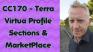 CC170 - Terra Virtua Profile Sections & MarketPlace
