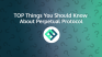 Top Things You Should Know About Perpetual Protocol (PERP)