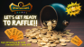 We're Giving Away 500 Raffle Tickets in this Post!