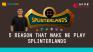 5 Reason that make me play Splinterlands !