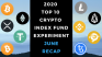 EXPERIMENT - Tracking Top 10 Cryptos Of 2020 - Month Eighteen – UP 469%
