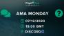 Announcement CryptoPick - New AMA Monday 07/12