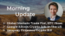 Morning Update—August 5th—Macro and Crypto Markets